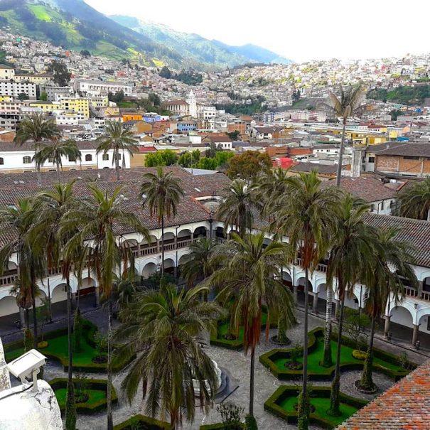 Centro Historico Quito