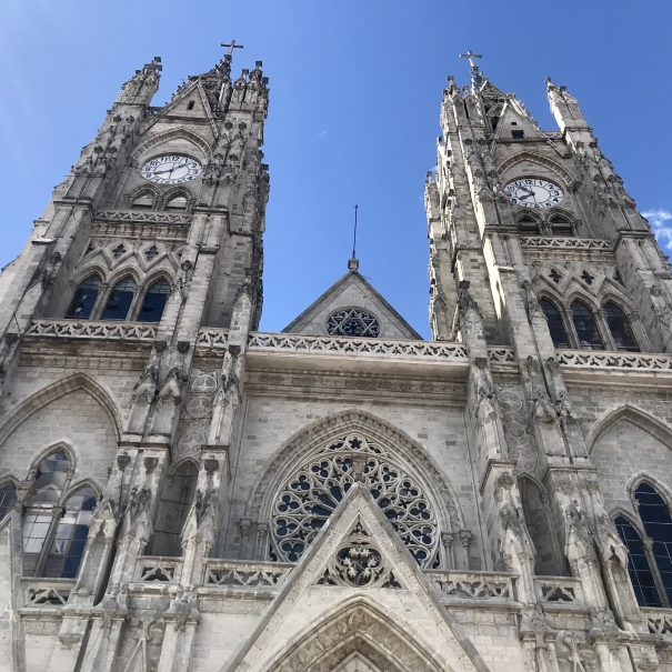 Gotic Church Quito