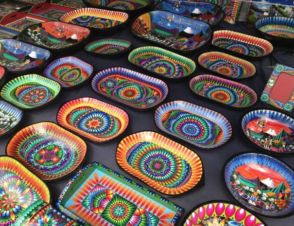 Tigua Paint Work, Ecuador