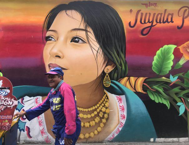 Otavalo Street Art