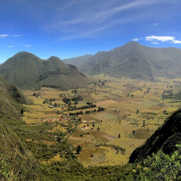Landscape Pullulahua