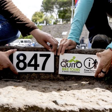 Last Step El Panecillo Quito Bike Tours Free Tourist Information