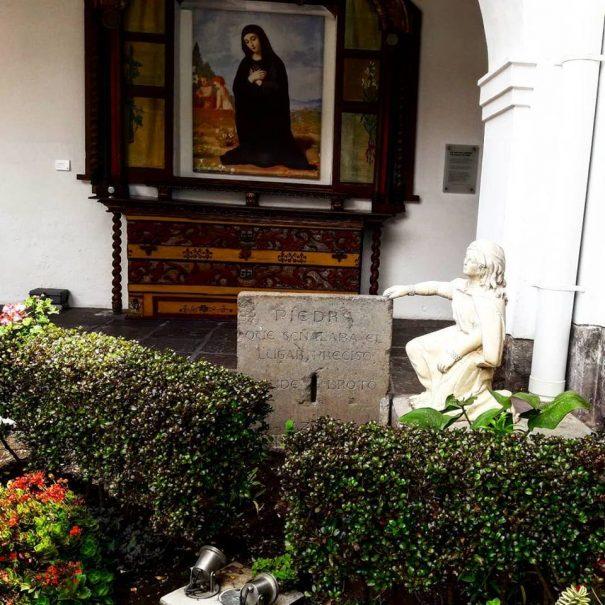 Painting Quito