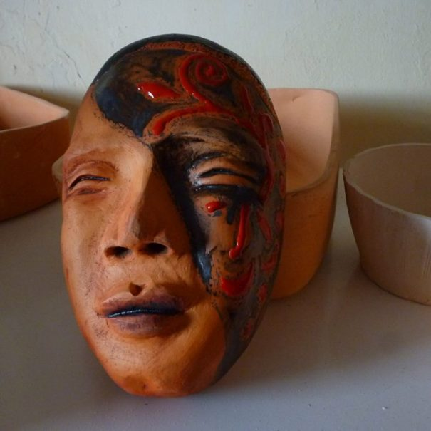 mask quito